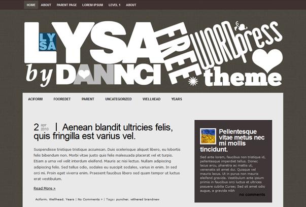 fresh free wordpress themes 2012 En Güzel Bedava WordPress Temaları indir