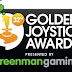 Se revelan los ganadores de The Golden Joystick Awards