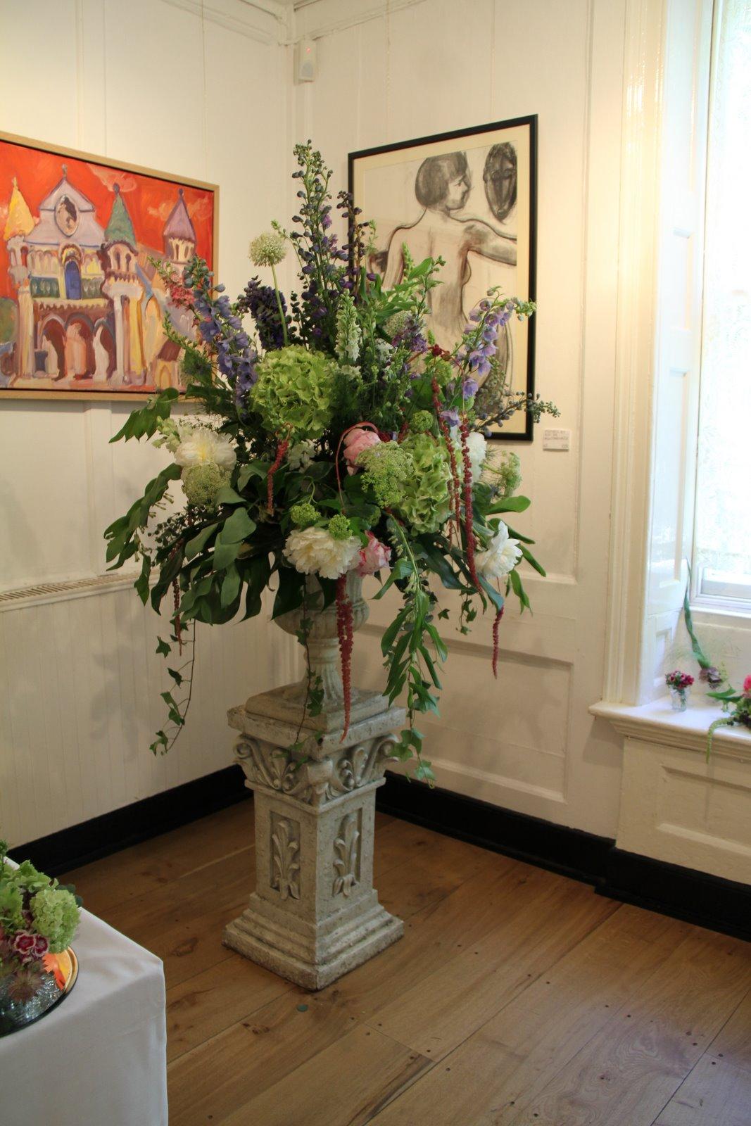 Flower Design Wedding Ceremony Styling: Secret Garden Urns at ...