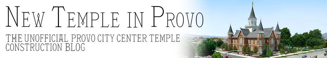 New Temple in Provo