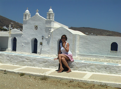 Nasz raj na Cykladach - cz. II/ Our paradise on Cycladic Islands - part II