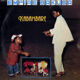 Empire Bakuba - Kabambare,Gabon Music 1985