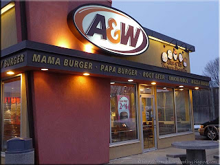 A&W Drive In Restaurant
