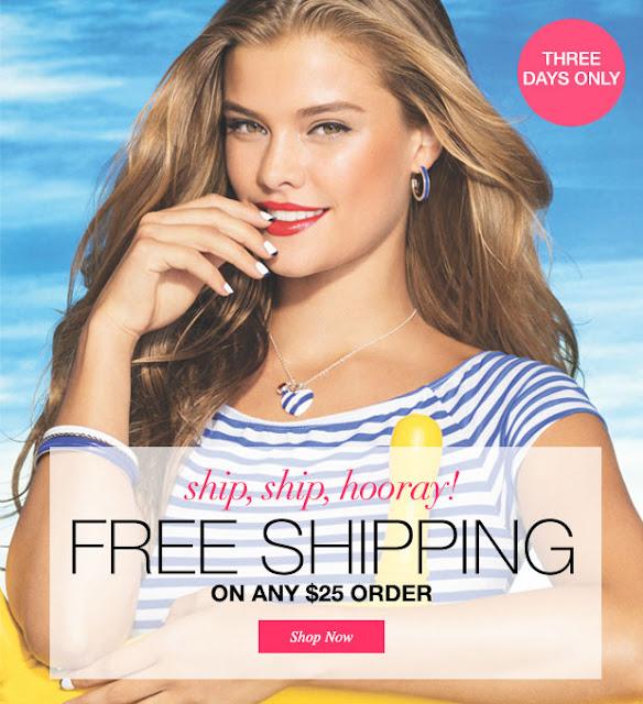 Avon Free Shipping September 2015