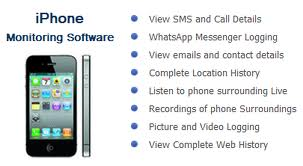 iphone 4s spy software