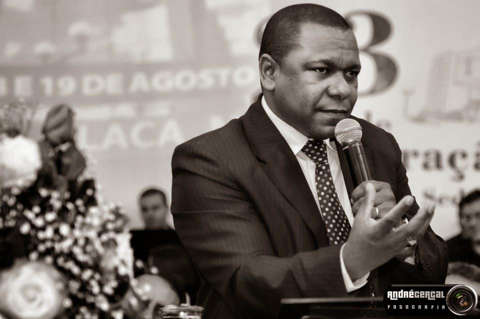 Pastor Daniel Pedroso