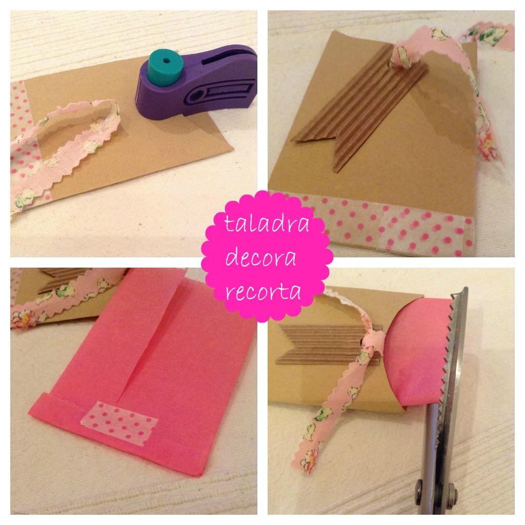 y tan flamenca como hacer sobres regalo how to do gift