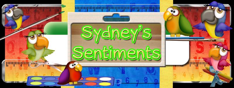 Sydney's Sentiments