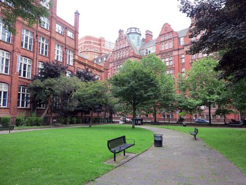 Sackville Park, Manchester