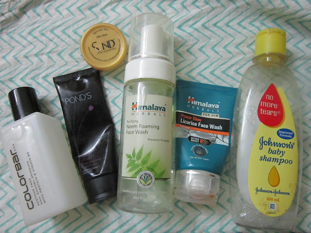 Skincare Empties - August 2015 image