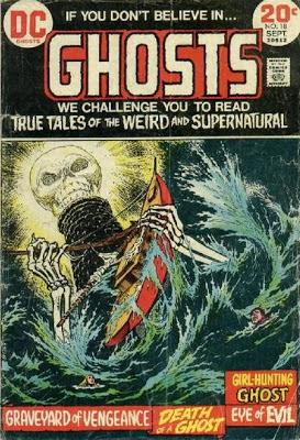 Ghosts #18, DC Comics