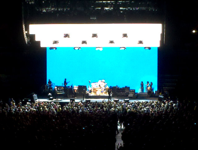 Image Fleetwood Mac concert at closing - Verizon Center - 10/31/2014