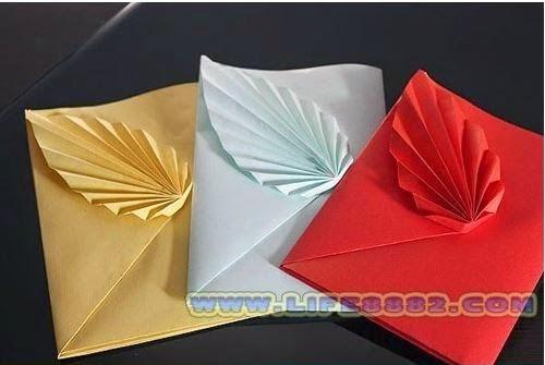 Денежный конверт своими руками