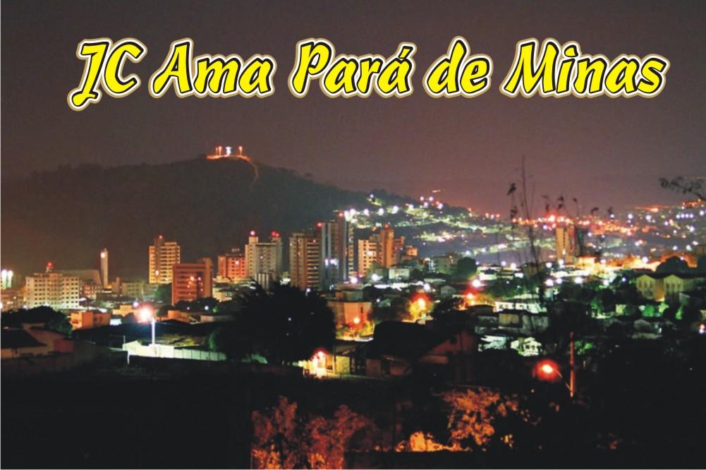 JC Ama Pará de Minas