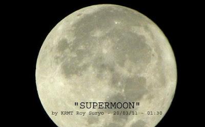 10 Fenomena Astronomi Menghebohkan di Indonesia