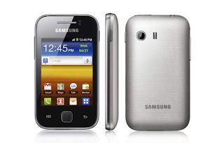 Harga dan Spesifikasi Samsung Galaxy Young S5360