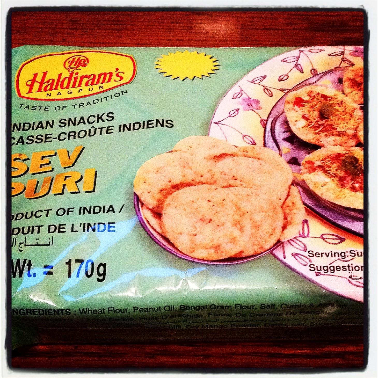 Haldiram's Sev Puri