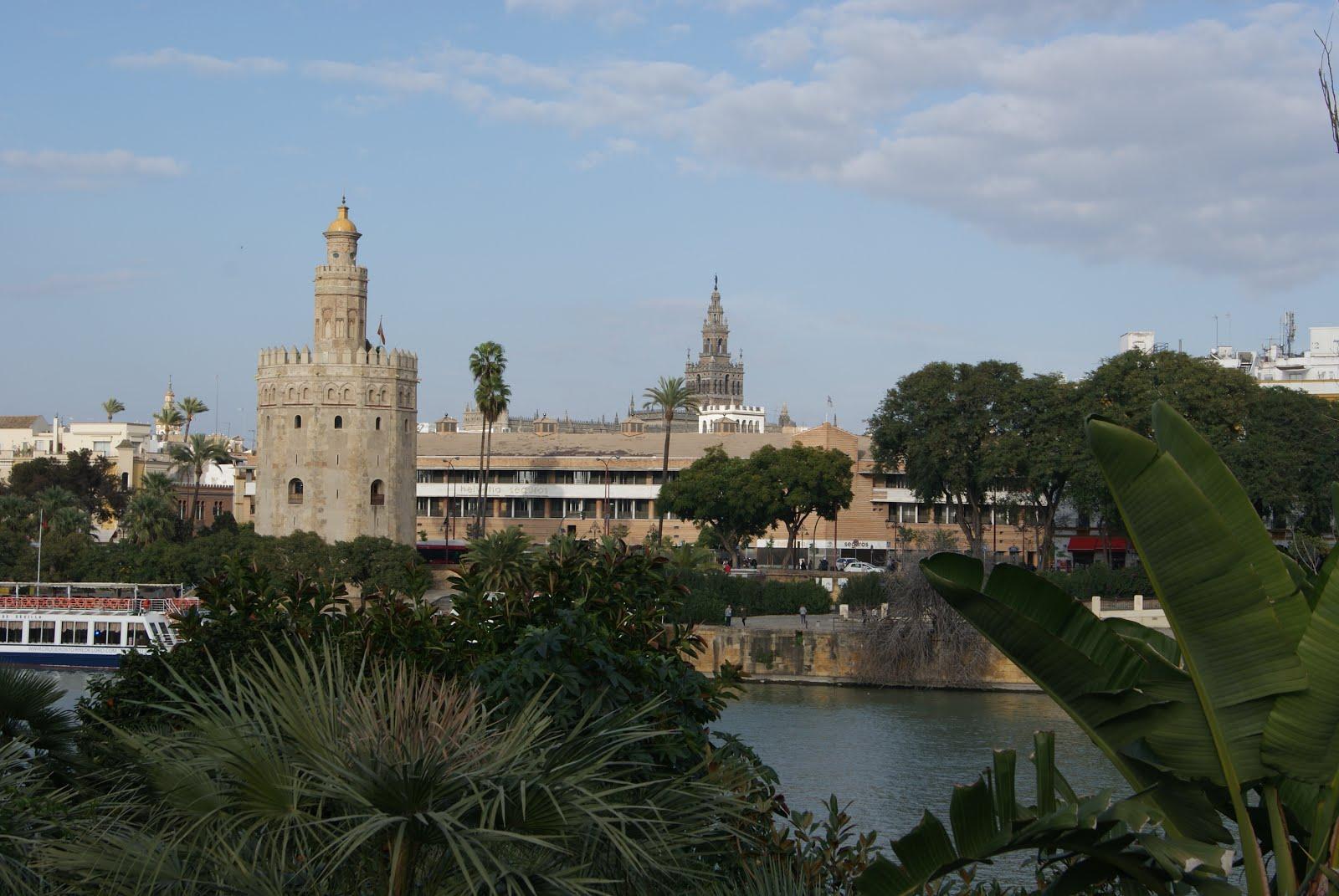Sevilla y el Guadalquivir