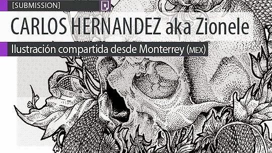 Ilustración. Decadence de CARLOS HERNÁNDEZ