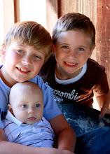 My Precious Kids, Isaac, Hope and Gabe