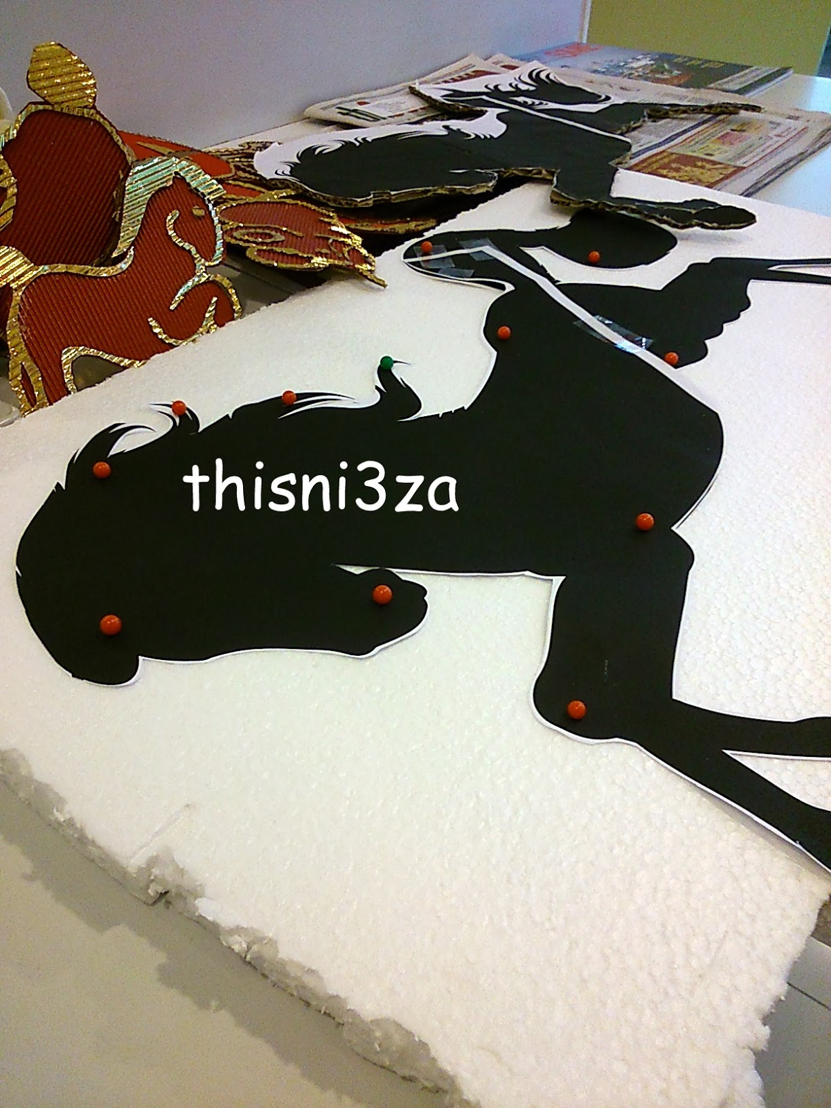 CNY Decoration : Phase 1