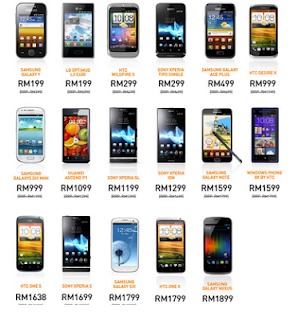 Daftar Rebate Handphone 200 | Travel Advisor Guides