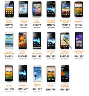 Daftar Rebate Handphone 200 | Travel Advisor Guides