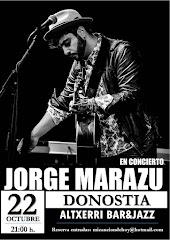 Concierto Jorge Marazu