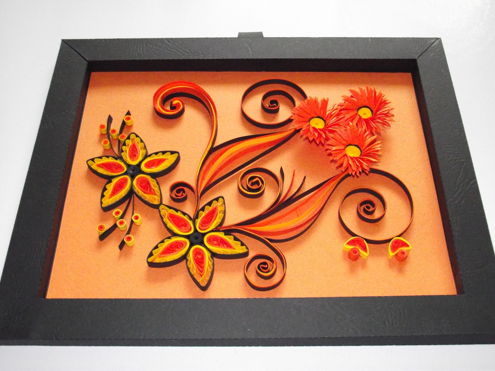 invitatii handmade tablouri quilling modele mai iunie 2013. Black Bedroom Furniture Sets. Home Design Ideas