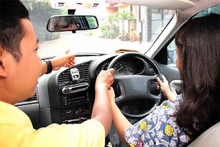 kursus belajar setir mobil semarang