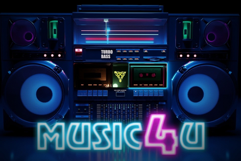 MUSIC4U