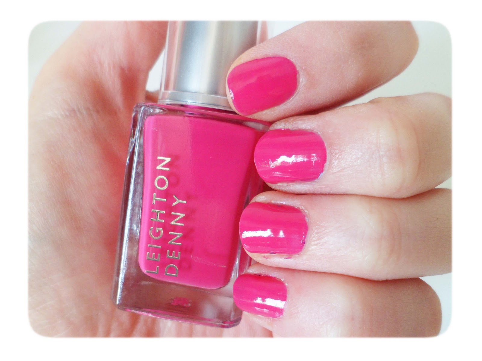 Lauras All Made Up | UK Beauty, Fashion + Lifestyle Blog: NOTD ...