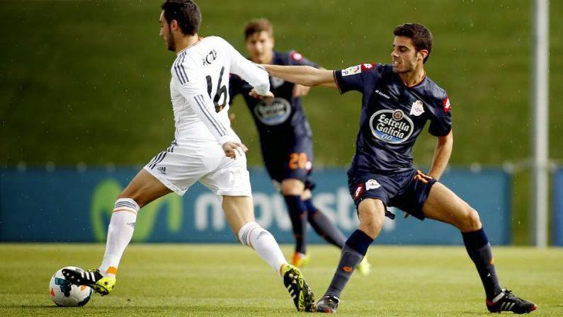El Deportivo arrebata el liderato al Eíbar tras vencer al Castilla.