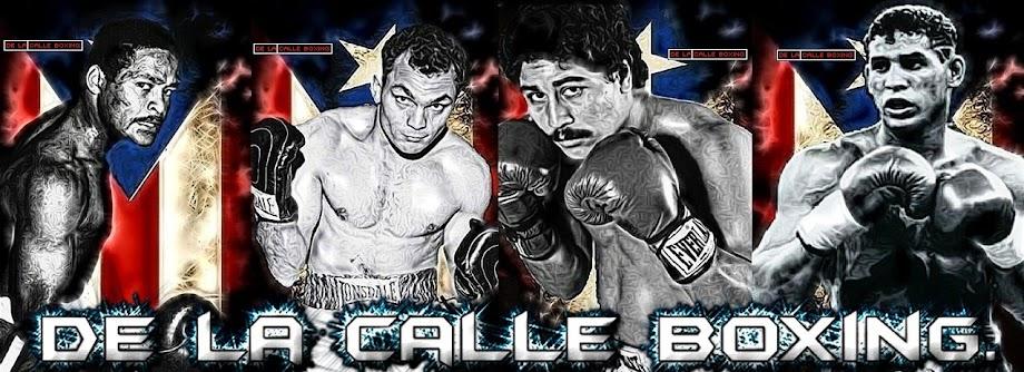 De La Calle Boxing