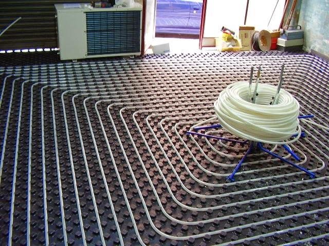 suelo radiante ii componentes e instalaci n On suelo radiante de agua