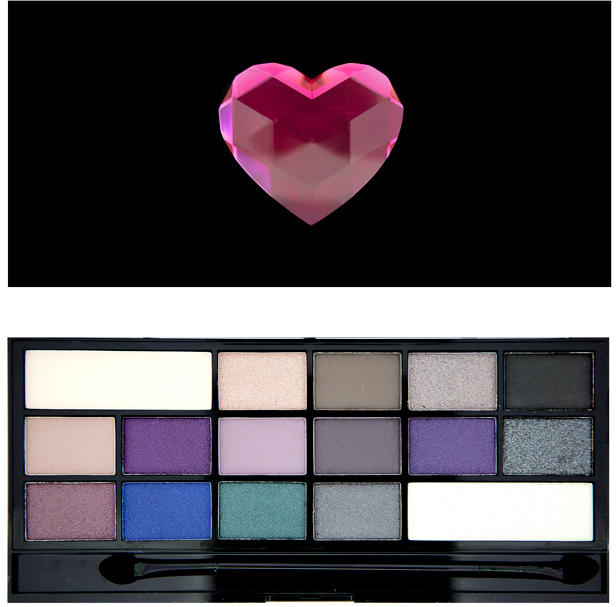 I Heart Makeup - Wonder Palette - Passion