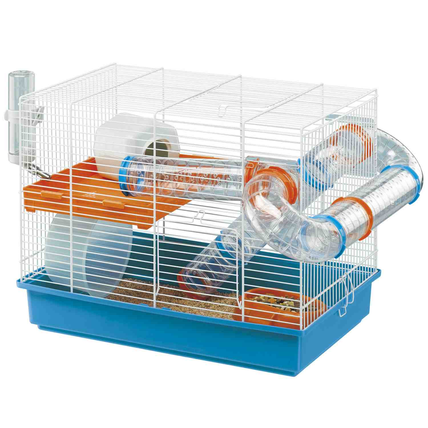 unexpected hamsters hamster cage drama llama. Black Bedroom Furniture Sets. Home Design Ideas
