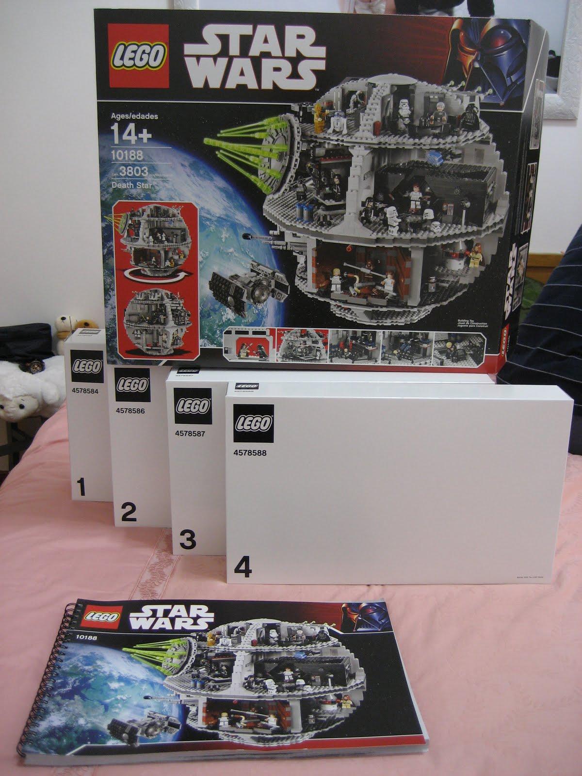 Lurkerrs Blog Lego 10188 Death Star