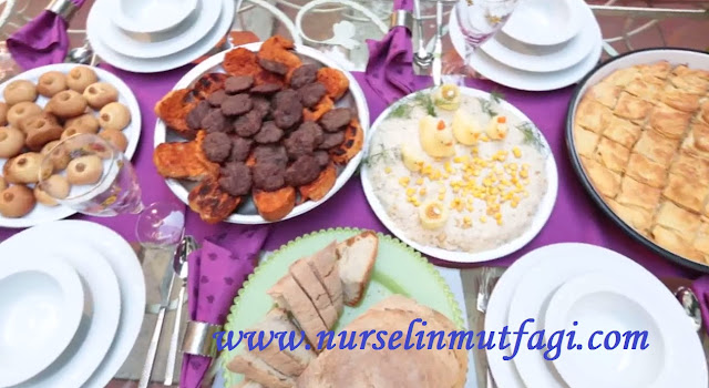 nurselin mutfağı