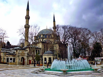 mezquita eyup estambul