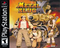 Download Metal Slug X PS1 For PC