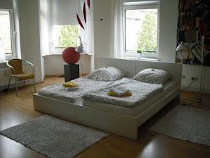 Zimmer 31,3 qm
