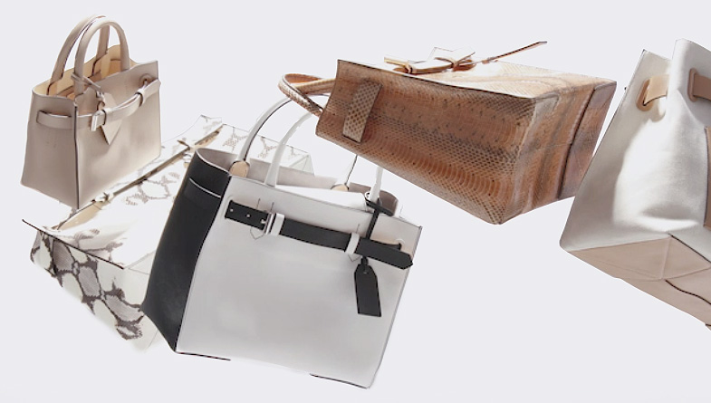 via fashioned by love | Reed Krakoff handbags