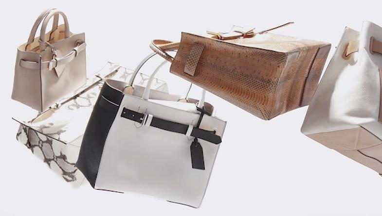 via fashioned by love | Reed Krakoff handbags