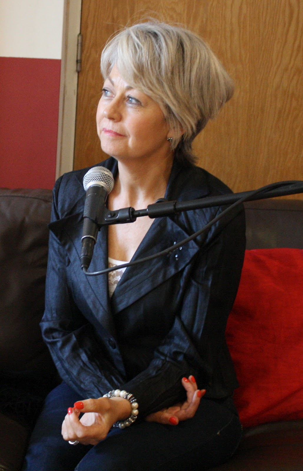 Astral nymphets  The Carndonagh-based singer tells Marie-Louise Muir and an appreciative Derry audience about the unique recordings that have inspired her to become the ...