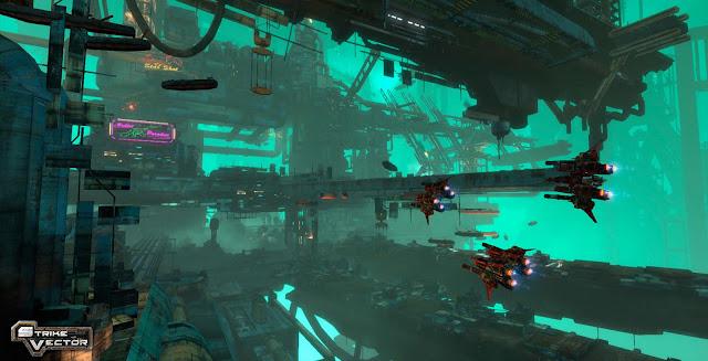 strike vector screenshot