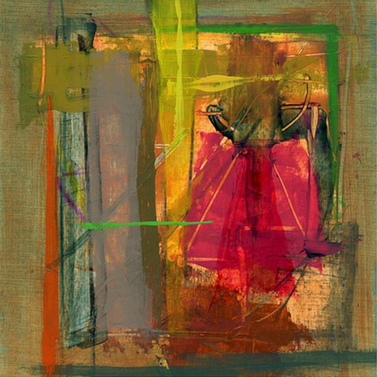 Cuadros modernos pinturas abstractas modernas de chris n - Cuadros gran formato ...