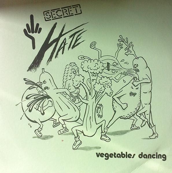 Secret Hate Vegetables Dancing