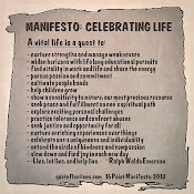 Quoteflections Manifesto