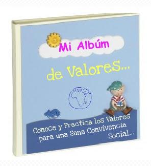 Mi Album de Valores